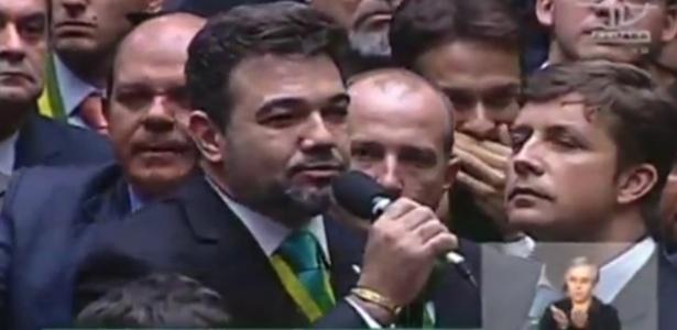 O pastor Marco Feliciano (PSC-SP), que deve ser candidato à Prefeitura de São Paulo