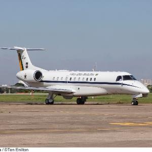 Avião da Força Aérea Brasileira