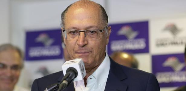 """Para Alckmin, """"secretaria precisa só checar se foi essa informação que levou à prisão"""" - Newton Mezenes/Futura Press/Estadão Conteúdo"""