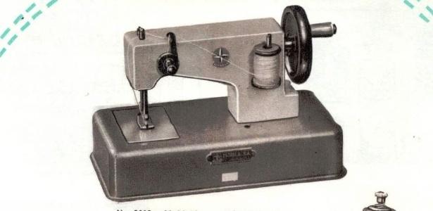 Estrela lança entre 1948 e 1949 as máquinas de costura que costuravam de verdade