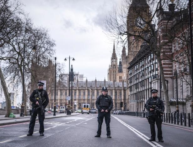 O terrorismo passou a fazer parte da vida dos londrinos