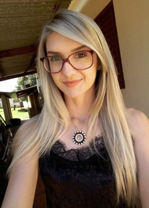Kelly Cristina Cadamuro, 22, que foi encontrada morta