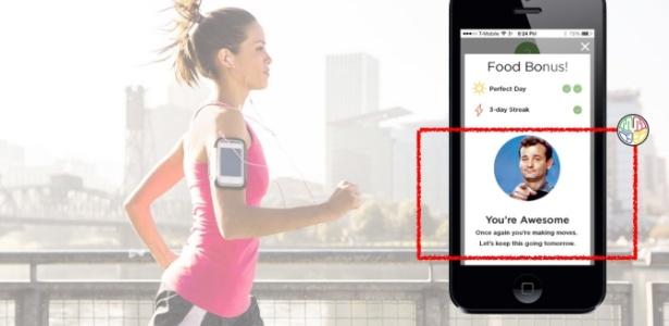 Dopamine Labs diz que gifs e memes no aplicativo de vida saudável Vimify, seu cliente, fizeram usuários atingir mais seus objetivos ligados a exercícios e alimentação