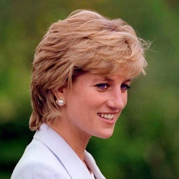 Diana Spencer nunca foi de fato princesa