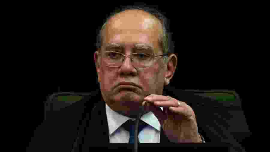 11.mai.2019 - O ministro Gilmar Mendes - Mateus Bonomi/Estadão Conteúdo