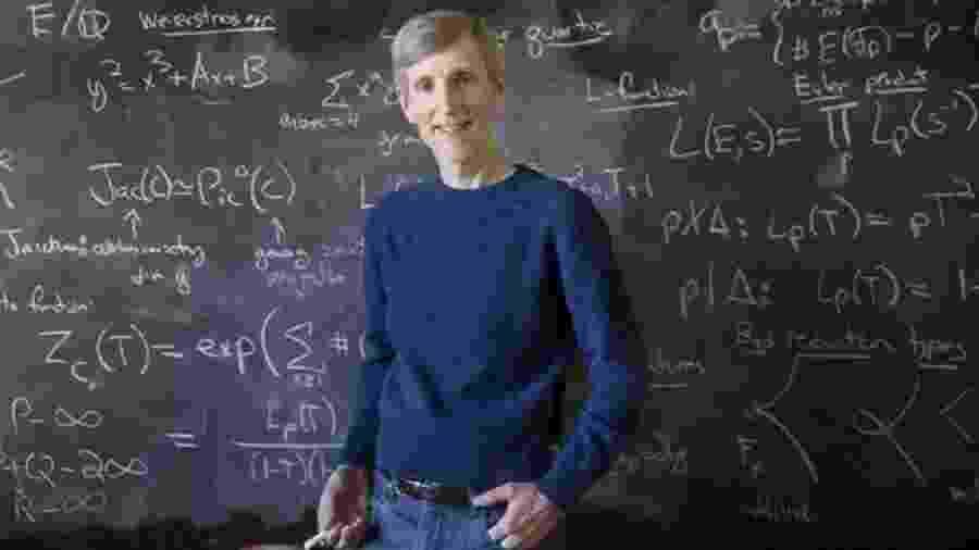 """Quando os matemáticos Andrew Sutherland (foto) e Andrew Booker finalmente encontraram a resposta para o problema, o que sentiram foi uma verdadeira """"explosão de emoção"""". - Andrew Shuterland/Arquivo Pessoal"""