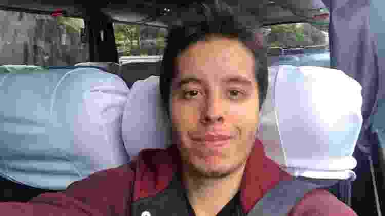 Ônibus do app UBus têm lugar marcado e cinto de segurança - Gabriel Francisco Ribeiro/UOL