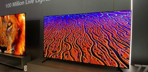 Tecnologia | Batalha de gigantes: por que LG e Samsung brigam pela TV com '8K real'