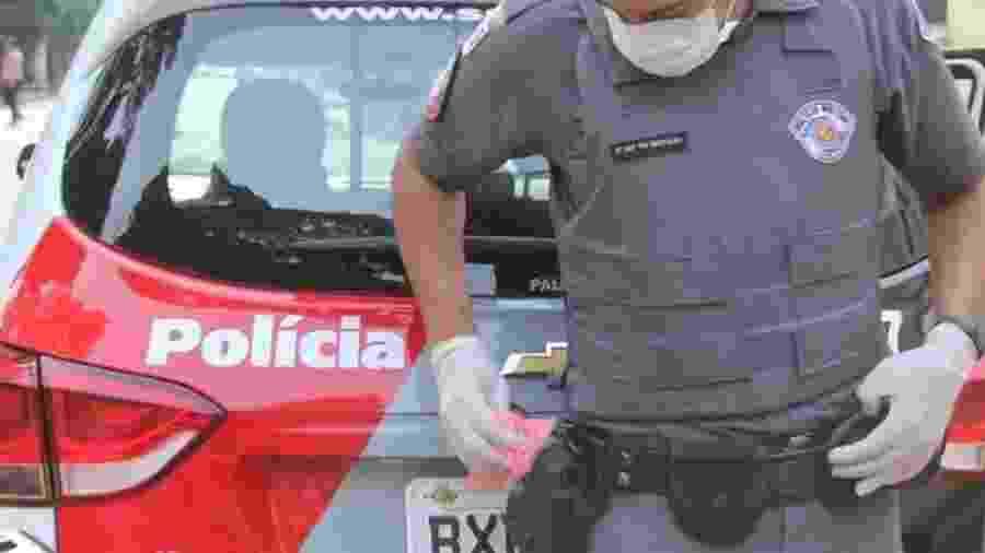 O o governador de São Paulo, João Doria (PSDB), lamentou a morte dos policiais - Divulgação/PM