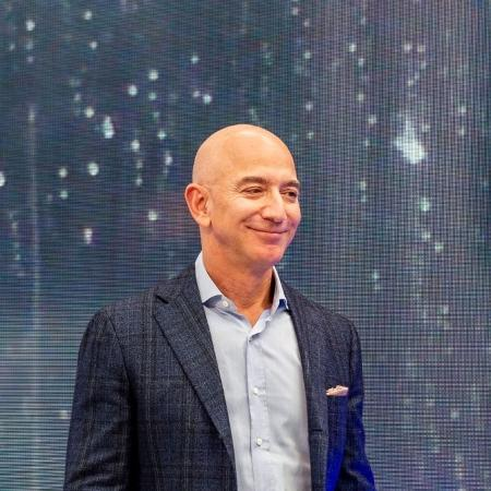 Jeff Bezos, da Amazon - Andrej Sokolow/picture alliance via Getty Images