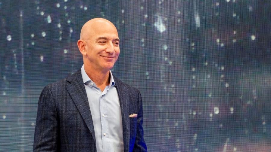 Lista de Forbes elege Jeff Bezos, da Amazon, como a pessoa mais rica do mundo - Andrej Sokolow/picture alliance via Getty Images