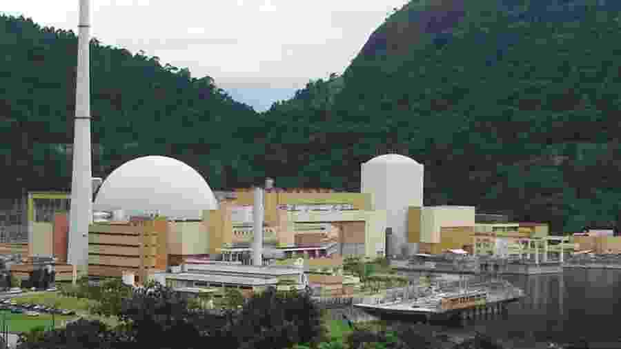 Usina Termonuclear de Angra dos Reis (RJ) - Divulgação/Eletronuclear