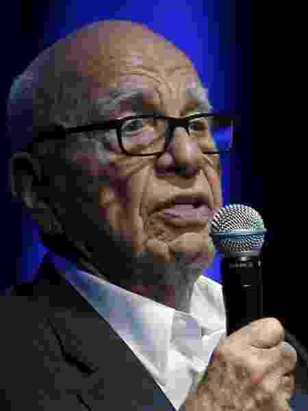 Veículos de comunicação ligados a Rupert Murdoch recebem críticas por uma cobertura apontada como parcial, a favor de Trump - Mike Blake/Reuters