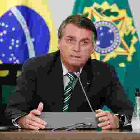 Presidente Jair Bolsonaro (sem partido) - Alan Santos/PR