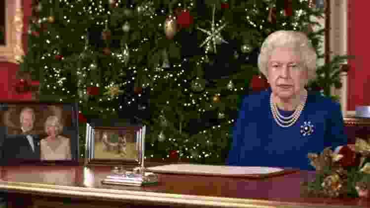 Rainha Elizabeth deep fake - Channel Four - Channel Four