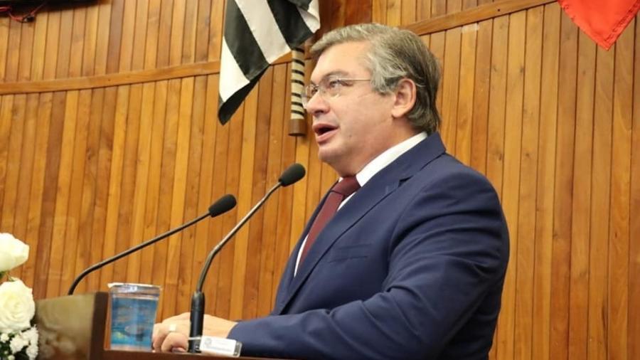 Daniel Alonso (PSDB), prefeito de Marília (SP) - Reprodução/Facebook