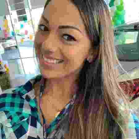 Keitiane Eliza da Silva - Reprodução/Facebook - Reprodução/Facebook