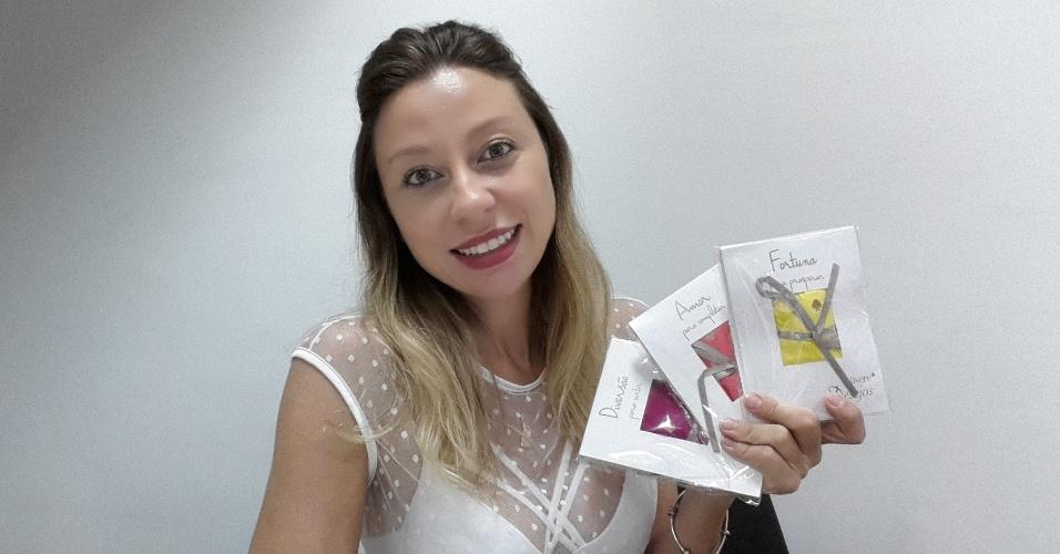 Priscila Biella largou a carreira de gerente de marketing para se dedicar a sua loja virtual de lingeries, a Biellíssima