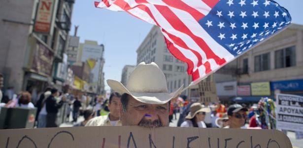 Los Angeles é a segunda cidade com maior número de moradores mexicanos, depois da Cidade do México