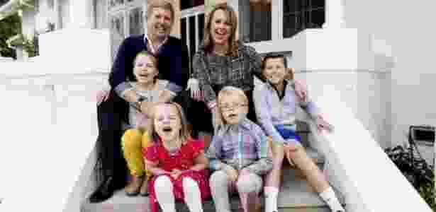 Carolyn Creswell, dona da Carman, tem quatro filhos - Carolyn Creswell - Carolyn Creswell