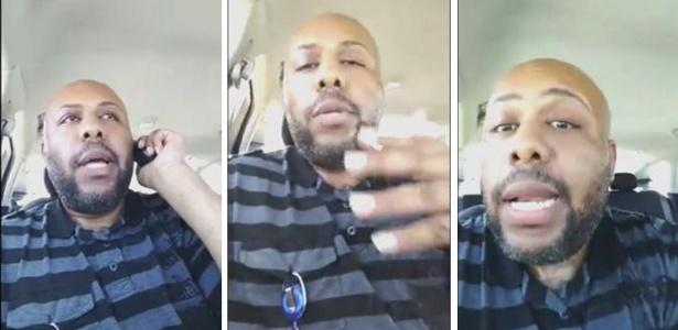Homem matou uma pessoa e divulgou vídeo no Facebook