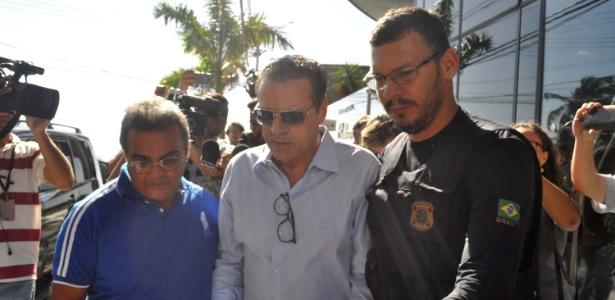O ex-ministro Henrique Eduardo Alves está preso desde o dia 6 d ejunho