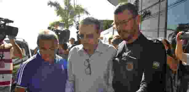 Henrique Eduardo Alves está preso desde junho deste ano em Natal (RN) - Frankie Marcone/Futura Press/Estadão Conteúdo