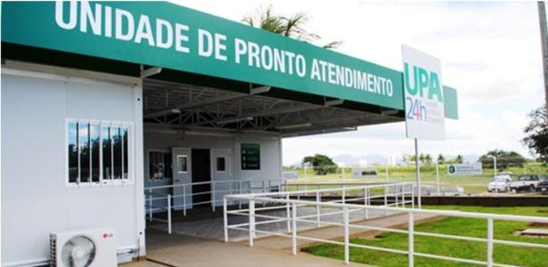 3.set.2017 - Unidade de Pronto Atendimento (UPA), no bairro José Walter, em Fortaleza