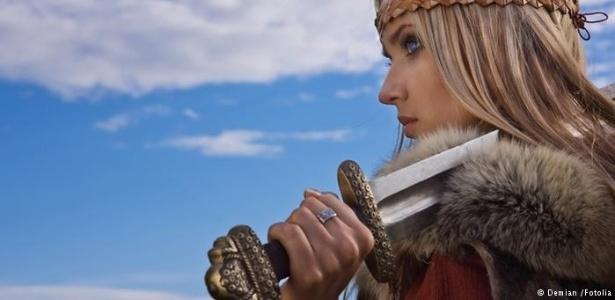 Entre os guerreiros vikings havia mulheres, mas pela primeira vez se encontra uma de alto escalão