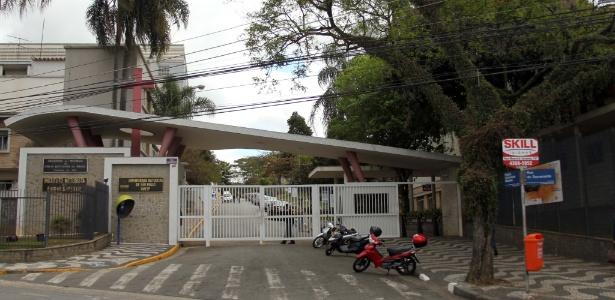 Fachada do campus Rudge Ramos da Universidade Metodista, em São Bernardo do Campo
