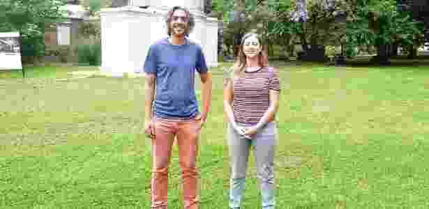 bbc  Gastón Folatelli e Melina Bersten lideraram a pesquisa - Conicet Fotografia - Conicet Fotografia