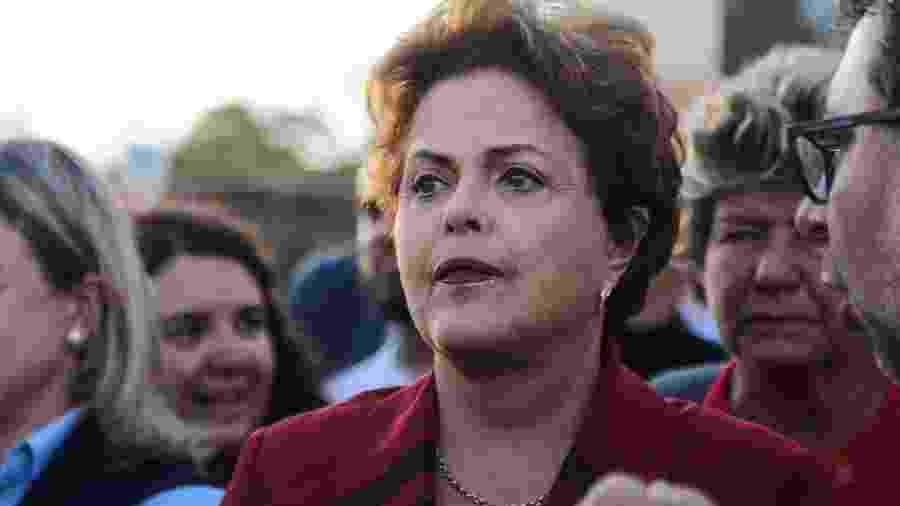 6.set.2018 - A ex-presidente Dilma Rousseff - Geraldo Bubniak/Estadão Conteúdo