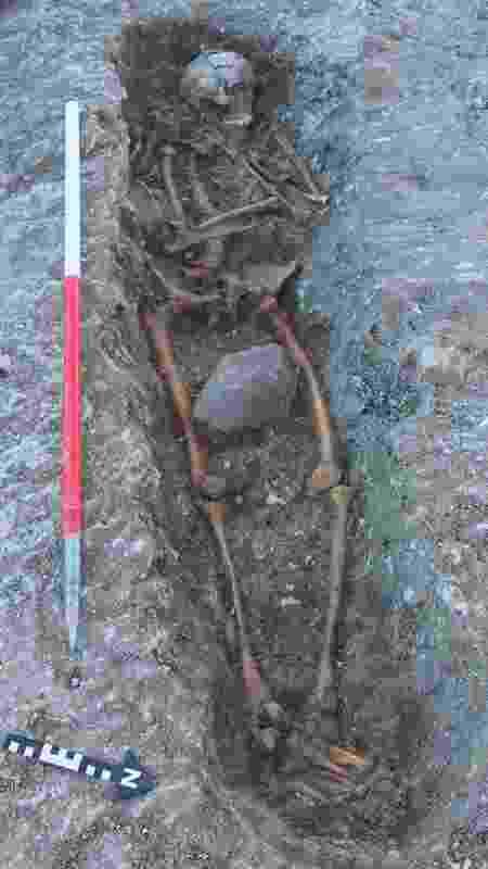 Suspeita-se que corpos tenham relação com rituais de sacrifício humano realizados no passado - PA - PA