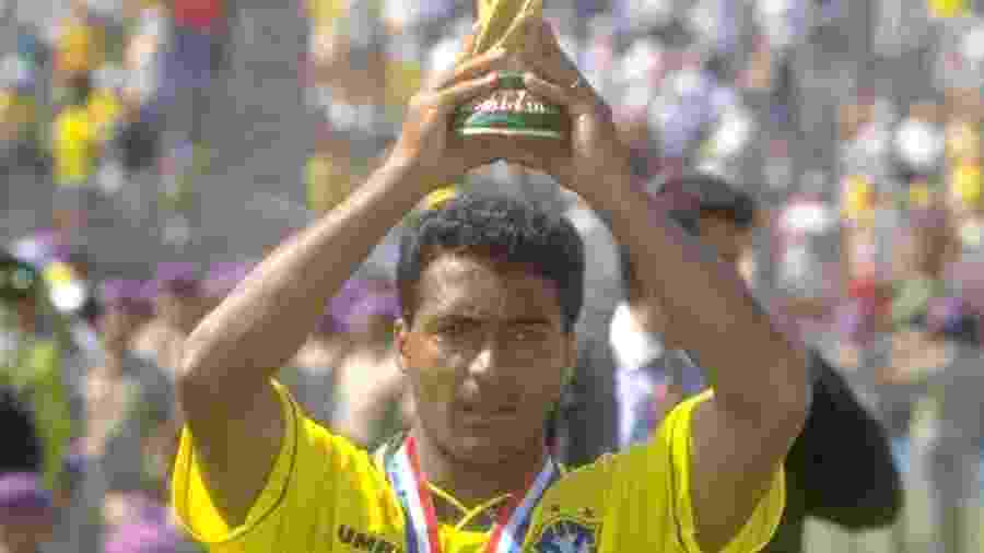 Romário foi o prinicpal jogador do Brasil no título  - Reprodução/Business Insider