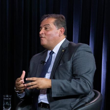 """Gomes: """"O presidente [Bolsonaro] tem uma série de defeitos, mas o medo não é um deles"""" - Kleyton Amorim/UOL"""