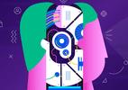 Se robô comete crime, de quem é a culpa? Lei para IA é debatida no Congresso (Foto: Estúdio Rebimboca/UOL)