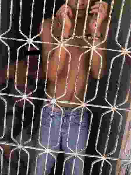 Homem era mantido em cárcere privado em centro de tratamento para dependentes químicos no Ceará - Ministério Público do Ceará/Divulgação