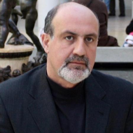 O criador do conceito, o libanês Nassim Taleb - Divulgação
