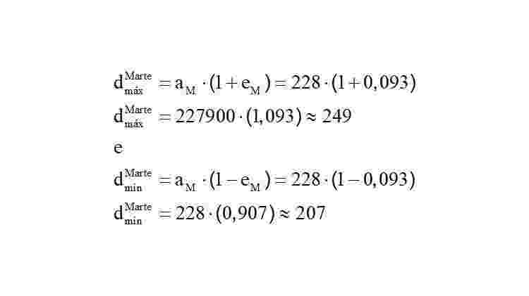 Cálculo distância Marte - Arte/Física na Veia - Arte/Física na Veia