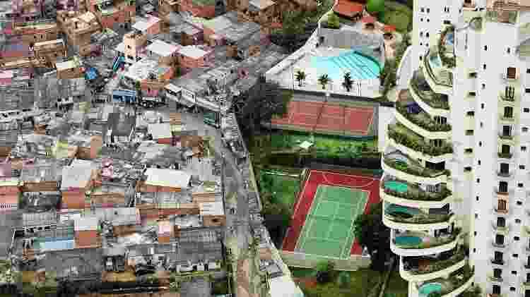 taxar ricos - Tuca Vieira via BBC - Tuca Vieira via BBC