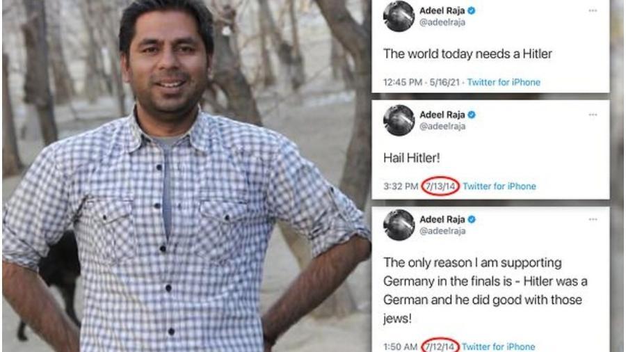 Repórter da CNN foi demitido após postagens antissemitas - Reprodução: Twitter