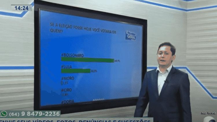 tvsucesso2 - Reprodução/TV Sucesso - Reprodução/TV Sucesso
