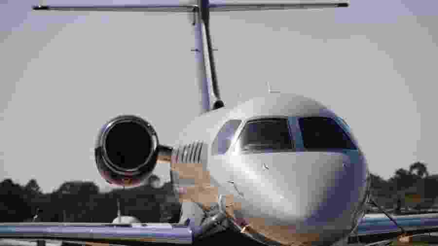 Voo em aviões executivos deve ficar mais barato com venda de assentos individuais - Junior Lago/UOL
