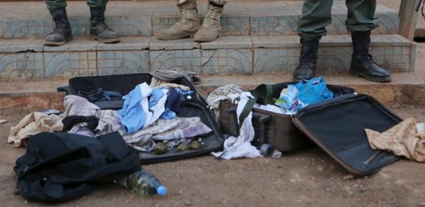 Granadas são encontradas em bagagem de suspeito hospedado em hotel do Mali