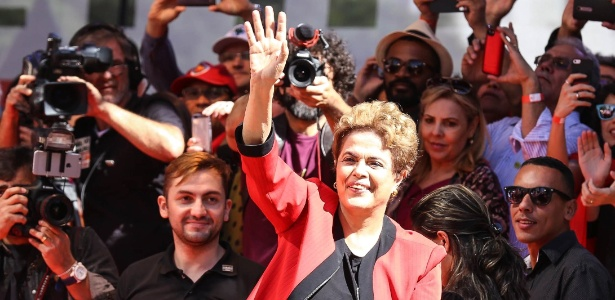 """No 1º de Maio, Dilma anunciou """"pacote de bondades"""""""