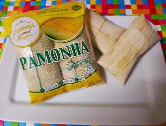 A empresa Pamonha Gourmet vende a iguaria congelada para o Brasil e o exterior