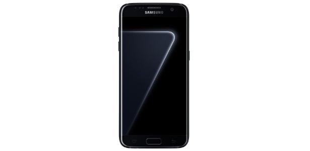 Galaxy S7 Edge Black Piano traz 128 GB de armazenamento
