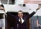 Opinião: A maioria das acusações do impeachment de Nixon se aplicaria a Trump - picture-alliance/DPA