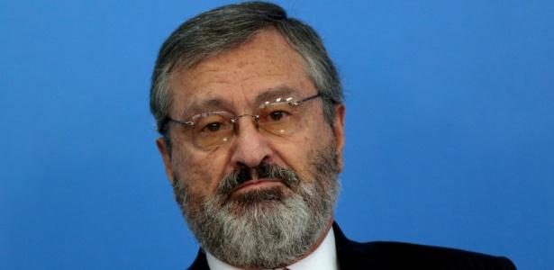 Ministro da Justiça, Torquato Jardim, em foto de quando ainda comandava a pasta da Transparência