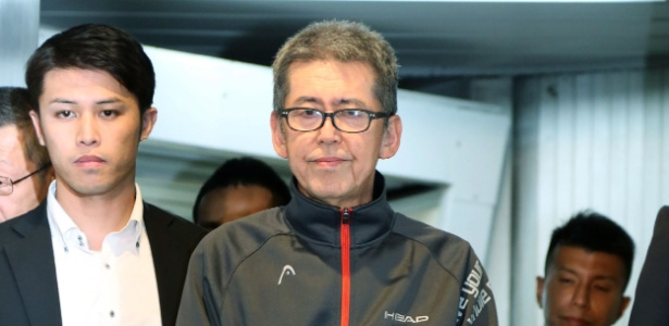 A polícia diz que confirmou a identidade de Osaka por teste de DNA